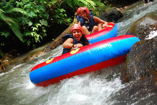 Bali River Tubing and Uluwatu Sunset Tour