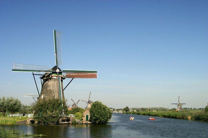 Private day trip to The Keukenhof Gardens and Kinderdijk windmills