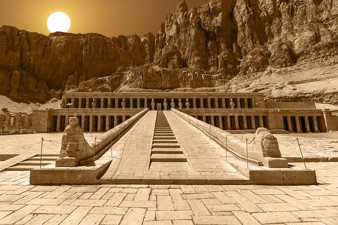 Full-Day Private Guided Tour to Luxor from Hurghada