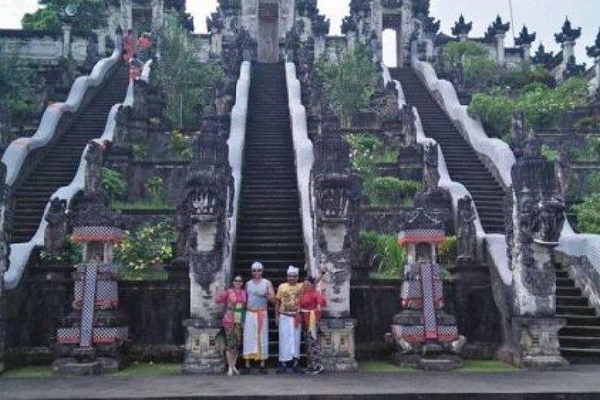 Eternal Pathway to East Bali