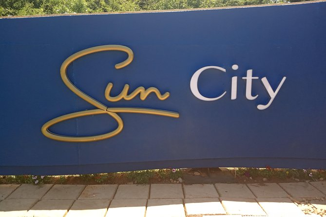 Sun City Resort & Predators world Full Day