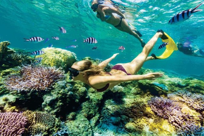Bali Snorkeling at Blue Lagoon & Tanjung Jepun Beach: All-Inclusive