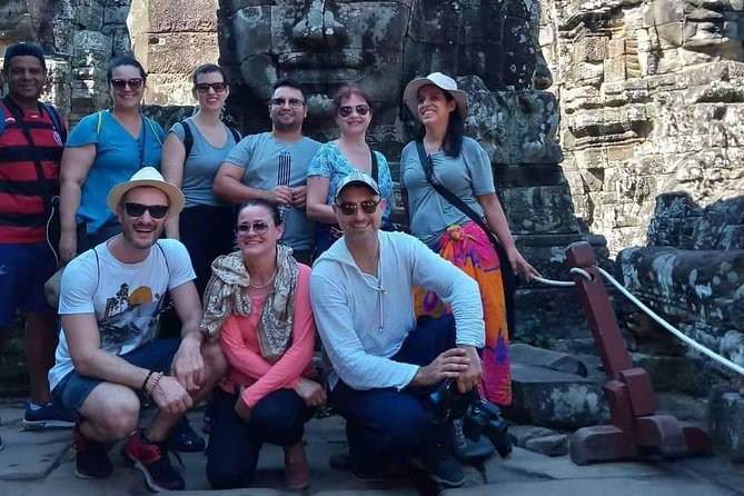 Temple Tour including Angkor Wat & Floating Village photo 10