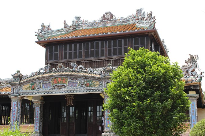Private Hue Imperial City Tour From Hoi An or Da Nang with a Tour guide photo 2
