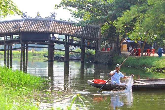 Private Hue Imperial City Tour From Hoi An or Da Nang with a Tour guide photo 3