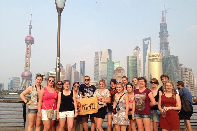 Best of Shanghai Private Tour: The Bund, Nanjing Rd, Cruise, Garden and more...