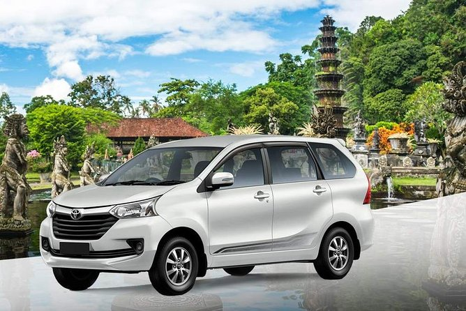 Bali Private Car and Customize Tour With English Speaking Driver Free WiFi