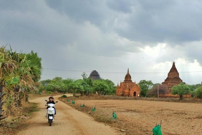 Discover Bagan Cultural Tour by Ebike