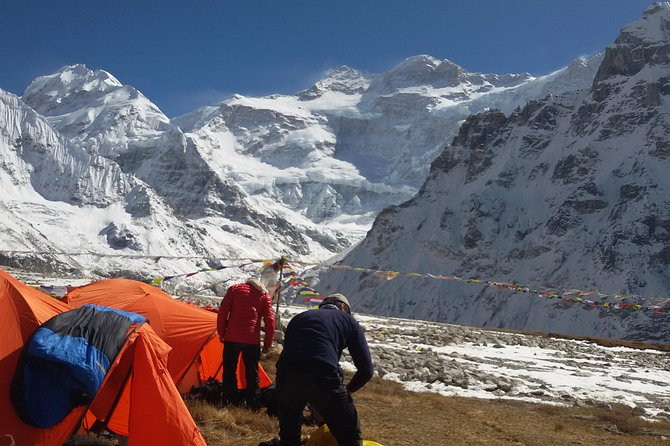 Kanchenjunga South Base Camp Trek 13 Days