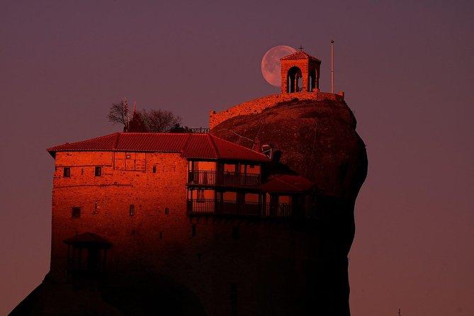 Meteora and Ioannina city