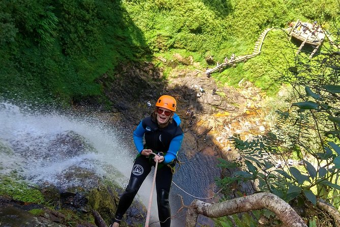 Love Waterfall Canyoning