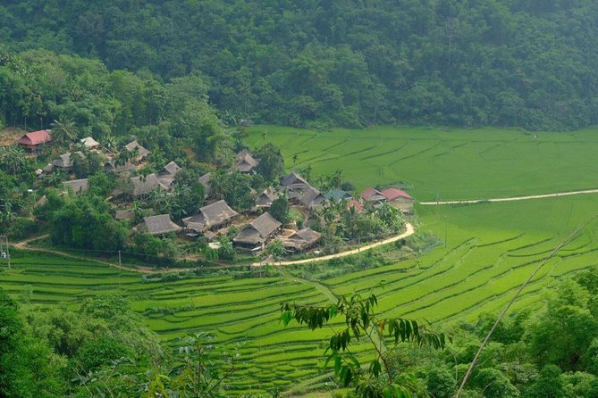 Pu Luong Nature Reserve 2 Days 1 Night -Full Services -Tour from Hanoi