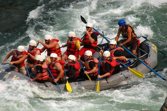 White Water Rafting Adventure on Dalaman River from Bodrum photo 6