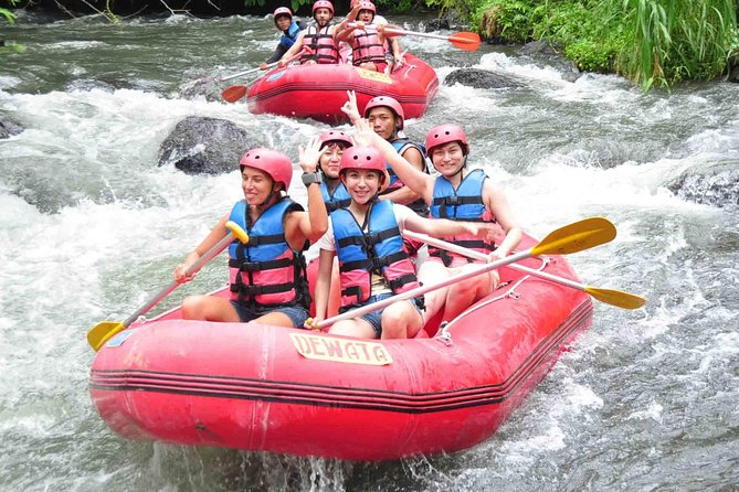 Bali River Rafting and Kintamani Volcano Tour