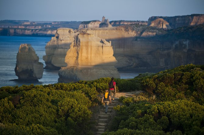 Great Ocean Road Walk & 12 Apostles Private Luxury Tour - 3 Days