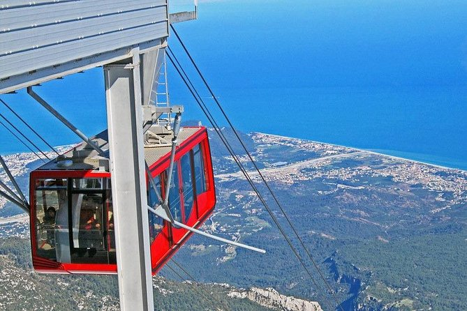 Mount Olympos (Tahtali) Cable Car with Lunch by the River in Ulupinar photo 8