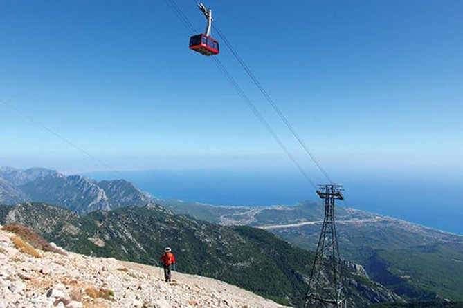 Mount Olympos (Tahtali) Cable Car with Lunch by the River in Ulupinar photo 4