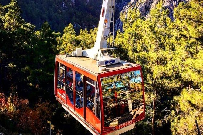 Mount Olympos (Tahtali) Cable Car with Lunch by the River in Ulupinar photo 9