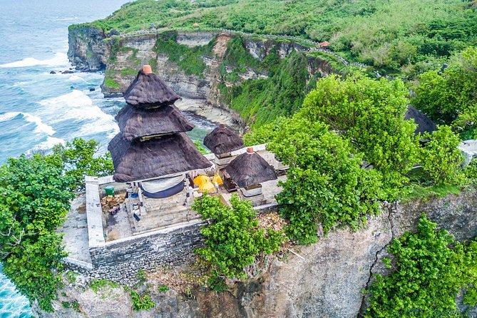 Amazing Bali Swing and Uluwatu Sunset Tour