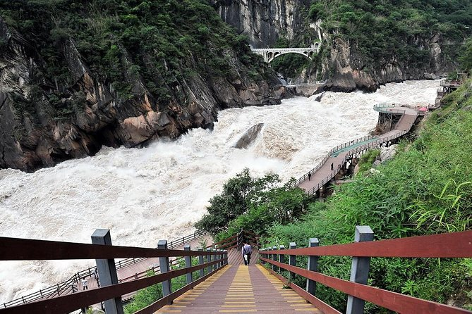 Half-Day Tiger Teaping Gorge Private Tour from Lijiang