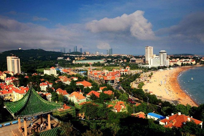 Jinan Bullet Train Trip to Qingdao City Highlights and Laoshan Mountain