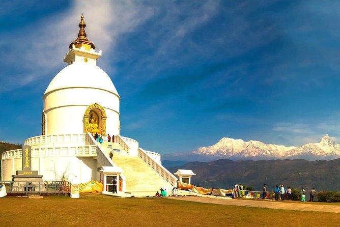 Half day Pokhara (Davis falls, Gupteshwor, Tibetan Refugee camp, Peace Pagoda)