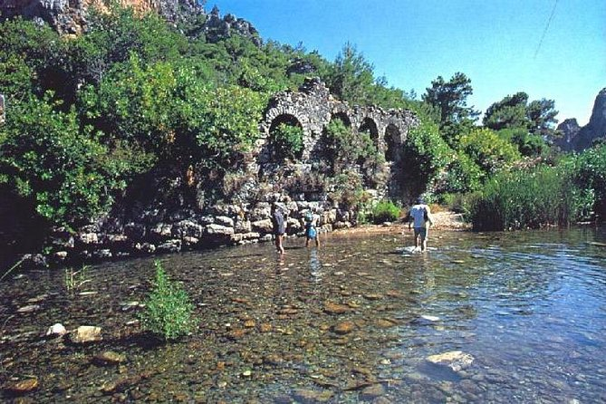 Private Trip to Phaselis, Olympos, and Eternal Flames of Yanartas