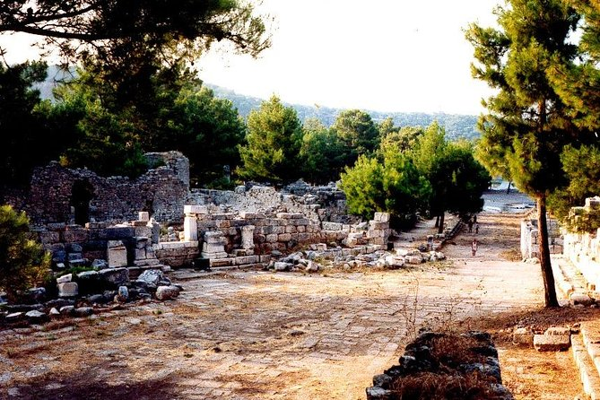 Private Trip to Phaselis, Olympos, and Eternal Flames of Yanartas photo 4