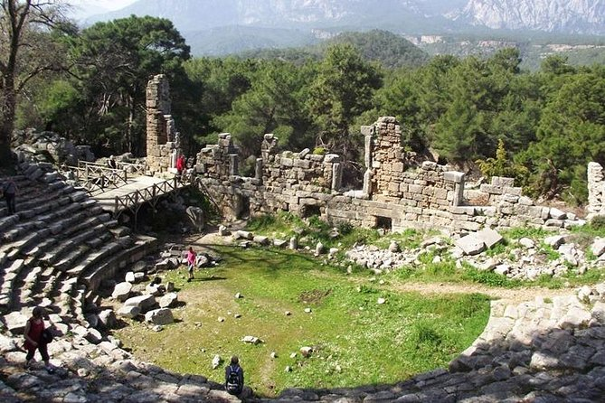 Private Trip to Phaselis, Olympos, and Eternal Flames of Yanartas photo 5