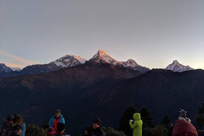Annapurna: 2 Days 1 Night Poon Hill Trekking