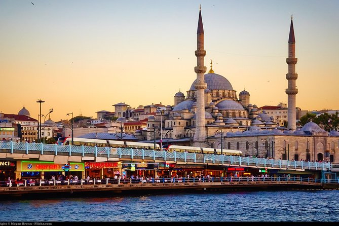 Istanbul Shore Excursion: 1 or 2-Day Private Guided Tour with Private Van