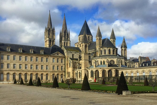 Normandy Day Trip Caen & Bayeux