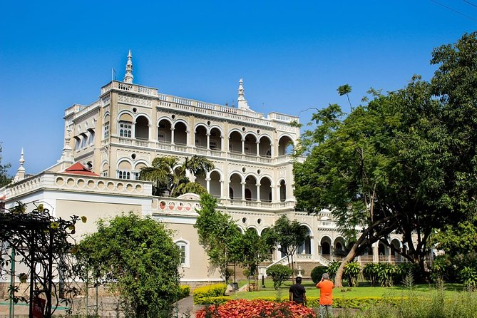 Full Day Private City tour of Pune with a licensed Guide
