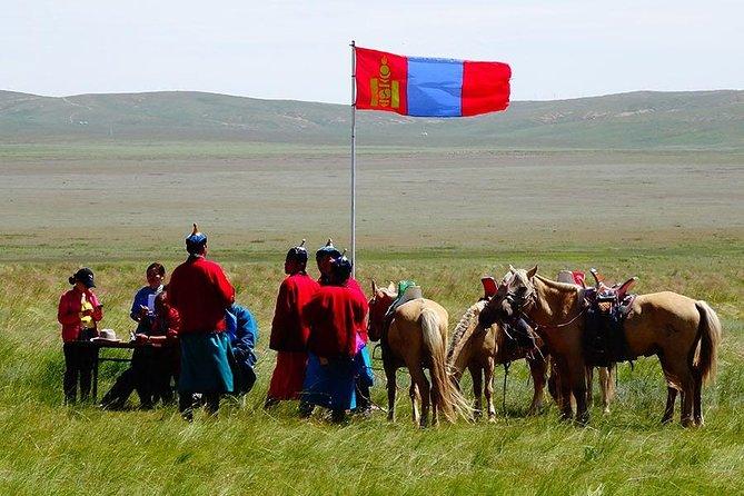 Central Mongolia tour 6 days
