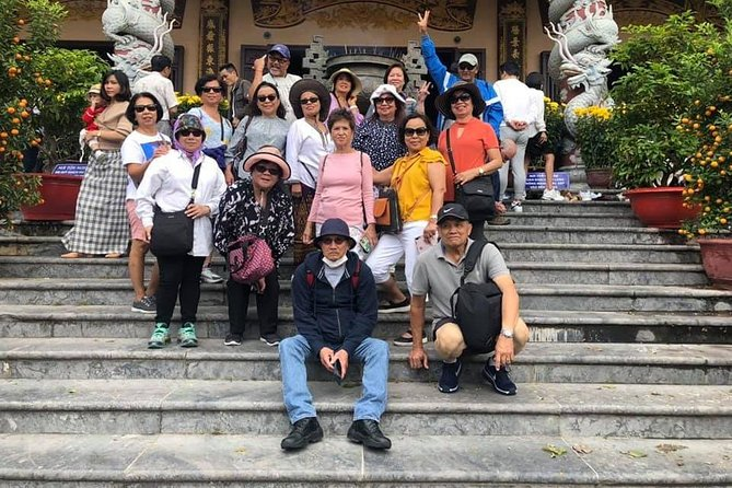 Shore Excursion : TIEN SA or CHAN MAY Port: MY SON - UNESSCO Site & DA NANG City