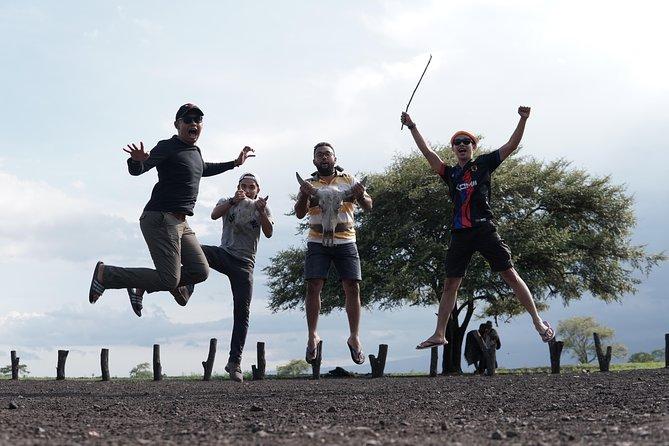 Ijen Crater & Baluran National Park