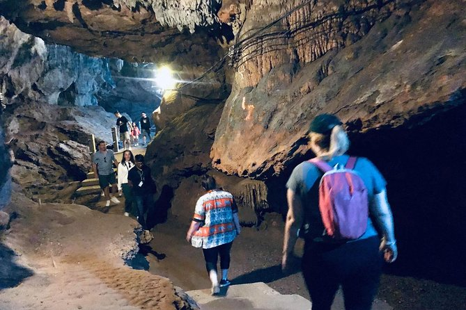 Private Chaing Dao Tour. Village, Cave,Hot springs, Sticky Waterfall.