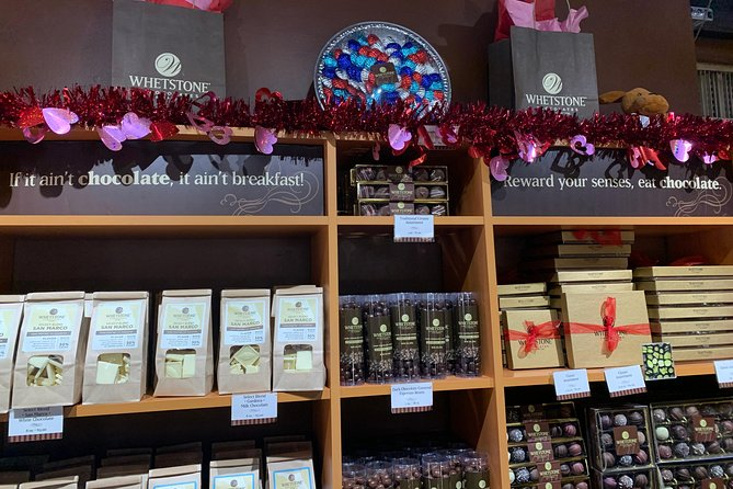 St. Augustine's Not Just A Chocolate Tour