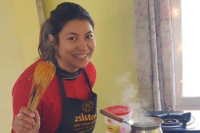 cooking class in Kathmandu
