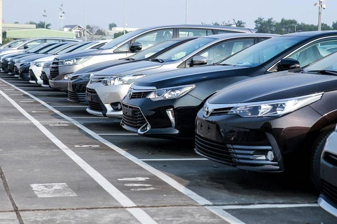Private Transfer: Da Nang Airport to/from Hoi An