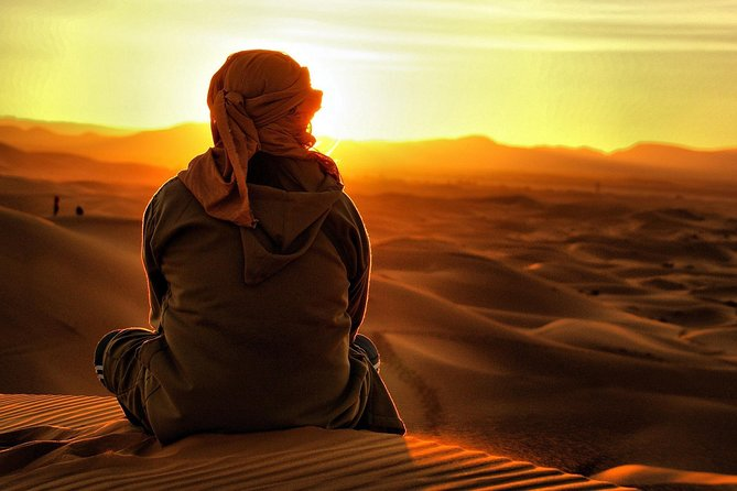 2 Days Desert Tour From Fez To Merzouga Dunes & Camel Trek and back to Fez