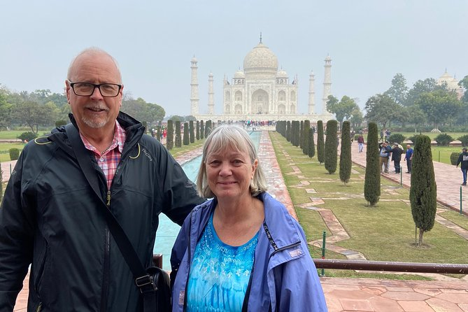 Private Day Tour Of Tajmahal And Agra Fort By Super Fast Train - All Inclusive