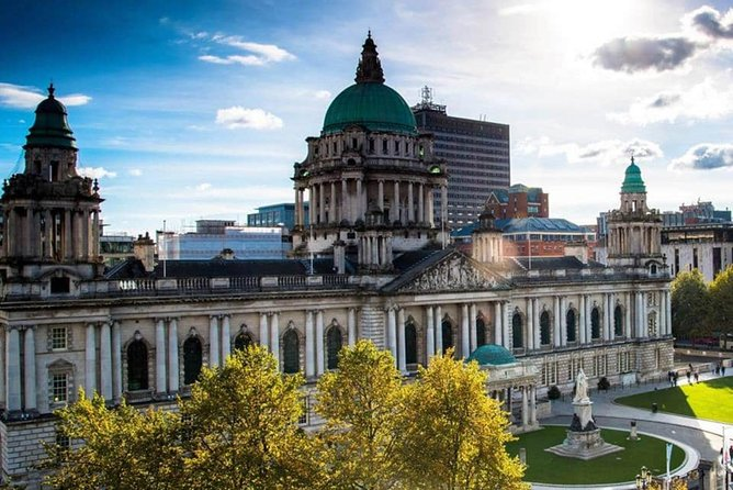 Small-Group Belfast Eclectic Walking Tour