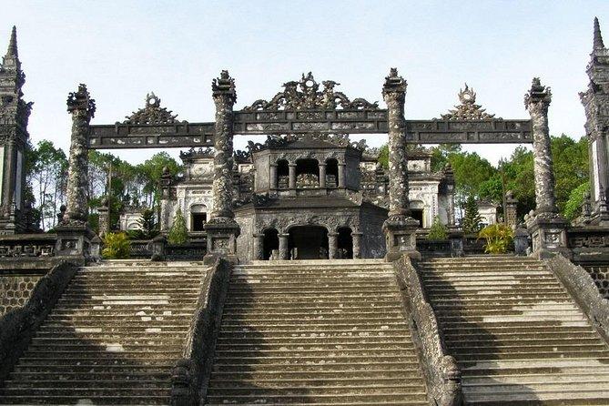 The Khai Dinh Tomb