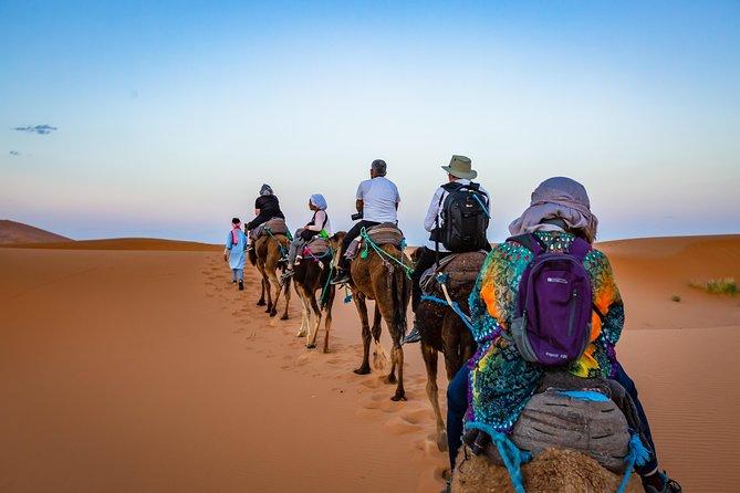 Overnight desert trips _ small Groups
