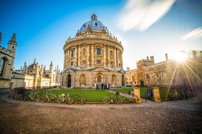 Oxford University & City Walking Tour Led By University Alumni