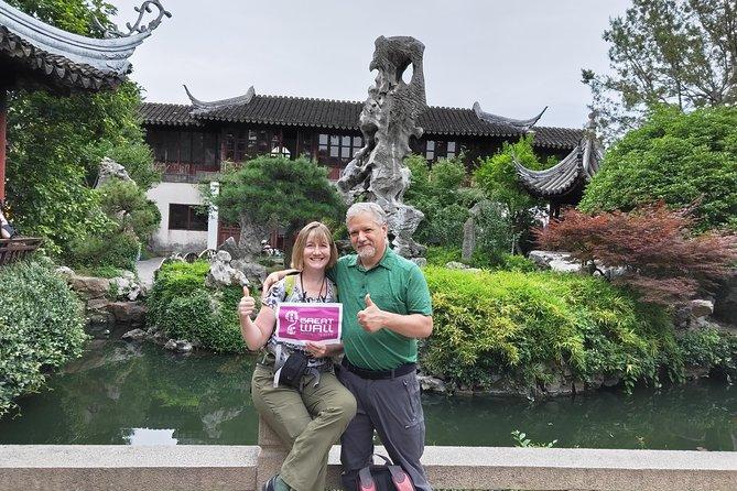 Suzhou Garden Tour from Shanghai: 4 Best Gardens in A Day
