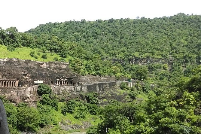 Day tour of Ajanta caves