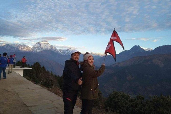 4 Days Annapurna Poonhill Trekking from Pokhara, Nepal