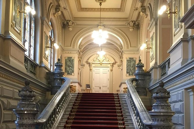 Cotroceni Palace - Presidential Palace in Bucharest - Guided Tour